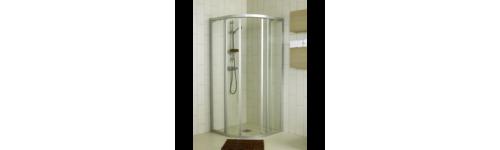 Dušo kabinos, dušo sienelės, vonios