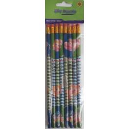 Paprastų pieštukų rinkinys